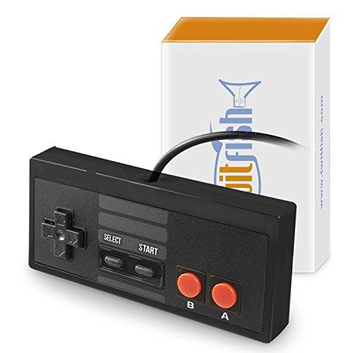 Mando para la Nintendo Classic Mini (1* Mando para la Nintendo Classic Mini Negro)