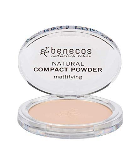 Benecos Compact Powder, Porcelain, 9G