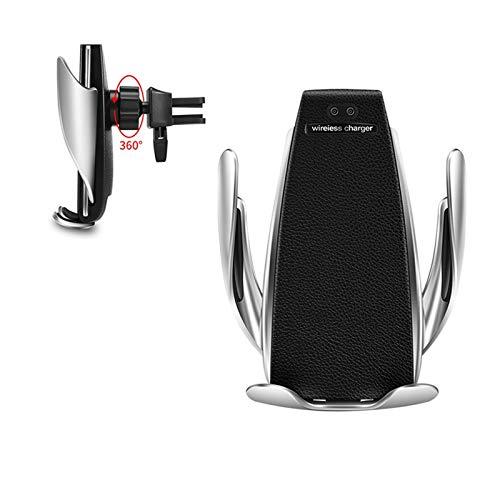 Aviva Tronic Smart Sensor Car Wireless Automatisch Charger Handyhalterung Elektronisch Motor Betrieb 10 W Fast Charging Neu OVP Automatisches Laden -