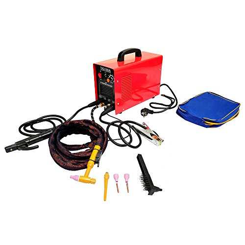 Schweißgerät Inverter WIG TIG HF-Zündung Schweissgerät + Zubehör 180A 230V NEU