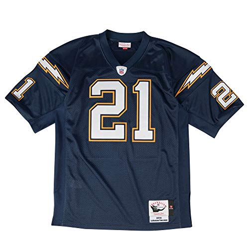 Mitchell & Ness LaDainian Tomlinson Replica Retired Jersey San Diego Chargers (L)