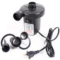 Mix Cart Plastic Electric Vacuum Air Pump Electric Vacuum Air Pump - Quickly Inflates/Deflates Sofa, Bed, Swimming Pool…