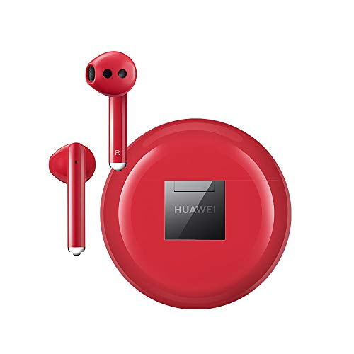 Huawei Freebuds 3 Auricolare, Bluetooth, Rosso
