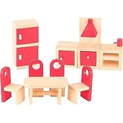 Beeboo Puppenhausmöbel Küche