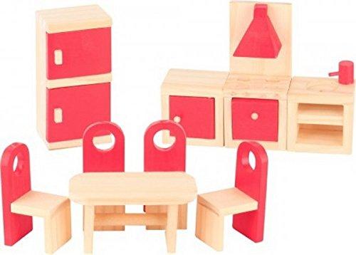 Preisvergleich Produktbild The Toy Company 0046013654 - BEE Puppenhausmöbel Küche