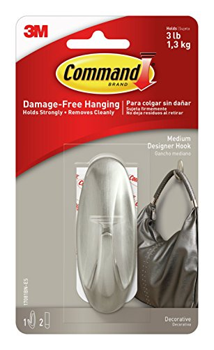 command-17081bn-es-medium-brushed-nickel-hook