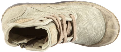 Palladium PALLABROUSE 52477-268-M Unisex - Kinder Stiefel Beige (DARK KHAKI/PUTTY)