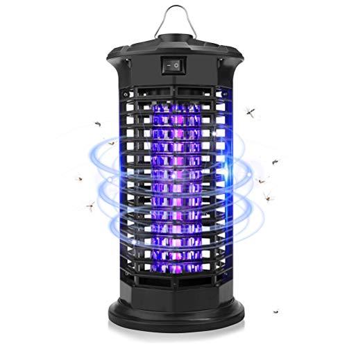Ysoom Elektrische Mücken Killer Lampe Indoor Moskitoschutz Insektenvernichter Mückenfalle Mückenschutz Lampen Fliegenfalle Insektenfalle Moskito Zapper Insektenschutz Anti Mückenlicht 4W