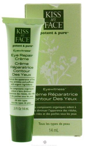 Kiss My Face Eye réparation CRM, Témoin Oculaire, .5 oz