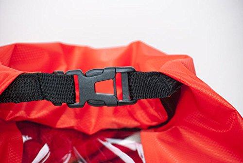 Rockland Unisex Ultralight Tasche Rot