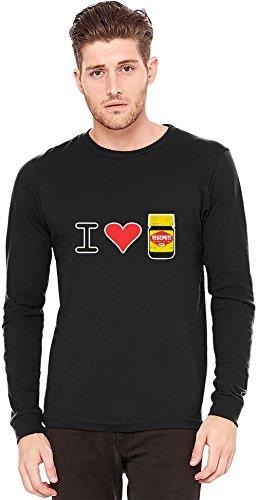 i-love-vegemite-a-maniche-lunghe-t-shirt-long-sleeve-t-shirt-100-preshrunk-jersey-cotton-xx-large