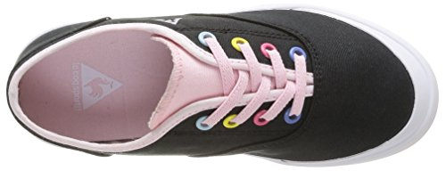 Le Coq Sportif Grandville Cvo Ps, Unisex-Kinder High-Top Sneaker Schwarz (Black)