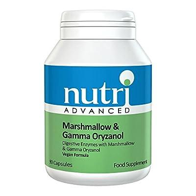 Nutri Advanced Marshmallow & Gamma Oryzanol 90 Capsules from Nutri Advanced