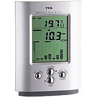 TFA-Dostmann MONSUN - 47.3003 - Pluviomètre électronique