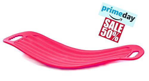 Twist'nBalanceBoard | !!! Prime Day Special !!! 50% reduziert!!!! das PREMIUM Balance-Board für BAUCH, BEINE, PO Workout sowie Ganzkörpertraining | inkl. GRATIS E-Book mit Übungsanleitung