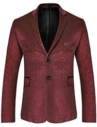 a602c41cf39d9 Amazon.es  Morado - Trajes y blazers   Hombre  Ropa