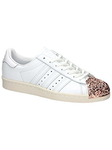 Adidas Superstar 80's 3d Metal Toe Damen Sneaker Weiß