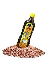 SR Cold Pressed Groundnut Oil, 500ml