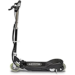 vidaXL Elektroroller Elektro Scooter Roller E-Scooter klappbar 120 W Schwarz