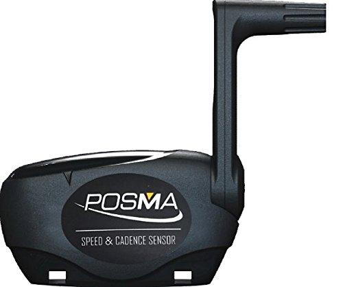 posma bcb20Bike SPEED/Cadence Combo Sensor für iPhone, Android & ANT Plus Geräte kompatibel mit Bluetooth 4.0& ANT Plus (Bike Sensor Cadence)