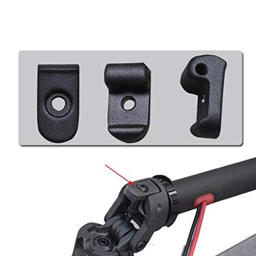 jgashf Front Cierre de Gancho Plegable Pothook para Scooter Eléctrico Xiaomi Mijia M365 Plegable Delantera de Pothook del Corchete del Gancho para la Vespa Eléctrica