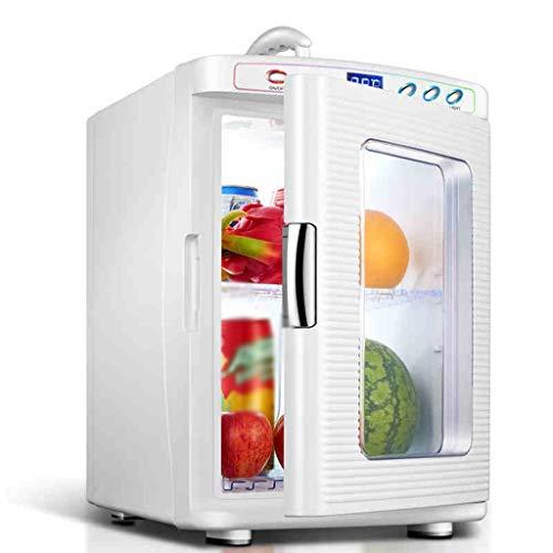 CZBXO Auto Kühlschrank 25L Auto Home Dual Use Mini Kalt und Warm Inkubator Hause Kühlung Dorm Zimmer Kühlung Mini Kühlschrank