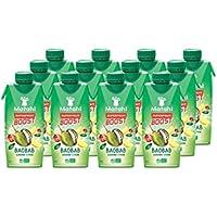 Jus de fruit de Baobab 100% Bio - Pack 12 bouteilles Matahi 4x33CL saveur Citron - Riche en Antioxydants, Fibres, Calcium et Vitamines C