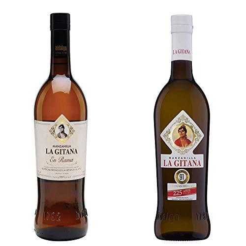 Manzanilla La Gitana En Rama Y Manzanilla La Gitana - D. O. Manzanilla De Sanlúcar De Barrameda - 2 Botellas De 750 Ml
