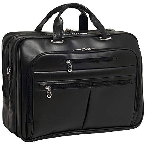 McKlein Herrentasche Business-Tasche Laptoptasche Rockford naturaleder 17