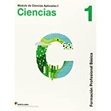 CIENCIAS APLICADAS I CIENCIAS NATURALES 1 FORMACION PROFESIONAL BASICA