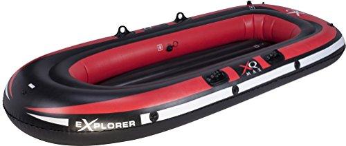 Bahia Vista–Manguera Inflable Boot hasta 200kg, 270cm de Largo, Espacio para hasta 2Adultos y 1Niño