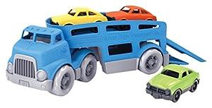 Green Toys- Transportador de Autos, (CCRB-1237)