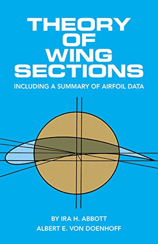 Theory of Wing Sections (Dover Books on Aeronautical Engineering) por Ira H. Abbott