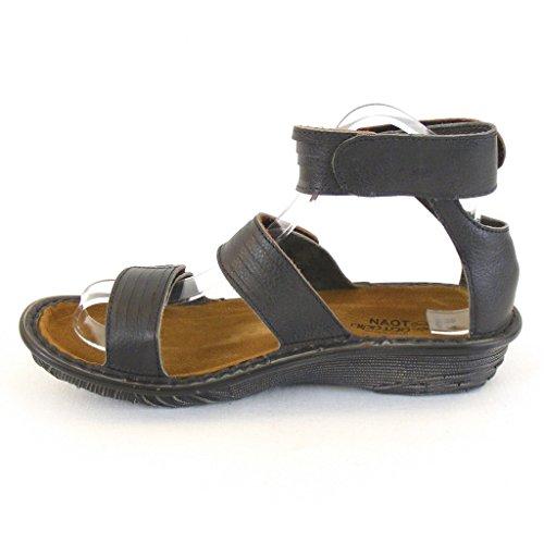 Naot Millie 17000, Sandales mode femme Noir