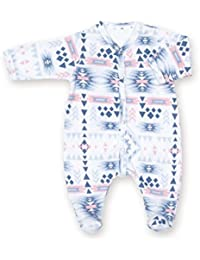 Bemini by Baby Boum Jersey Pyjama (Newborn, Apawi 62 Shade)