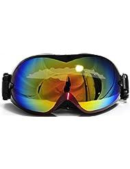 Chicos de ojos a prueba de viento espejo niebla-prueba viento miopía Cocker . 3