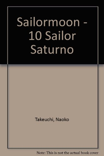 Sailormoon - 10 Sailor Saturno