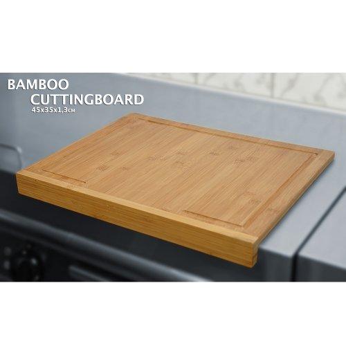 BBTradesales , de bambú con el contador de flancos