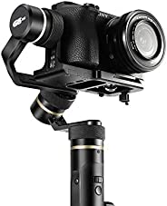 FeiyuTech G6 Plus 3-Axis G6P Handheld Gimbal Stabilizer for Mirrorless Camera GoPro Smart phone Payload 800g