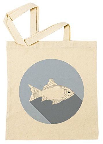 poisson-sac-a-provisions-plage-coton-reutilisable-shopping-bag-beach-reusable