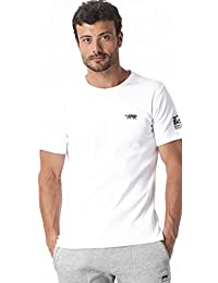 Airness - Pikick blanc cote - Tee shirt manches courtes