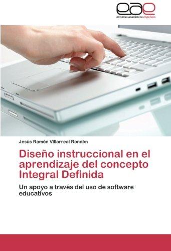 Diseno Instruccional En El Aprendizaje del Concepto Integral Definida