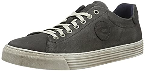 camel active Herren Bowl 15 Sneakers, Schwarz (Black 01), 45 EU