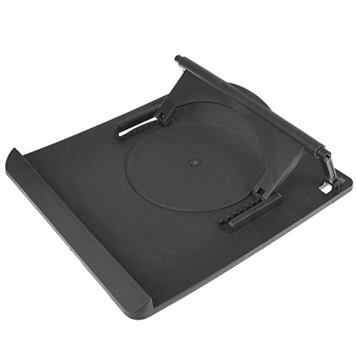 Saco - Rotating 360 Swivel Compact Laptop Stand Height Adjustable...