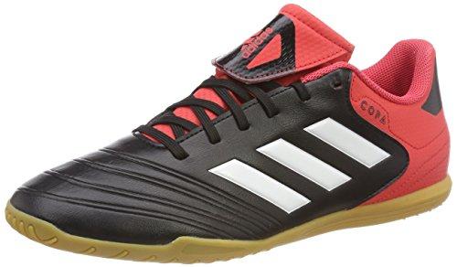 Adidas Copa Tango 18.4 In, Zapatillas de Fútbol Sala para Hombre, Negro (Negbas/Ftwbla/Correa 000), 43 1/3 EU