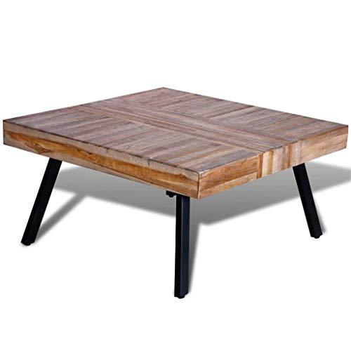 Table basse carrée bois    comment choisir les meilleurs produits ... 1b7964ebb43f
