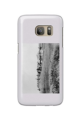 Grand Canyon Hotel at Yellowstone National Park Photograph (Galaxy S7 Cell Phone Case, Slim Barely There) -
