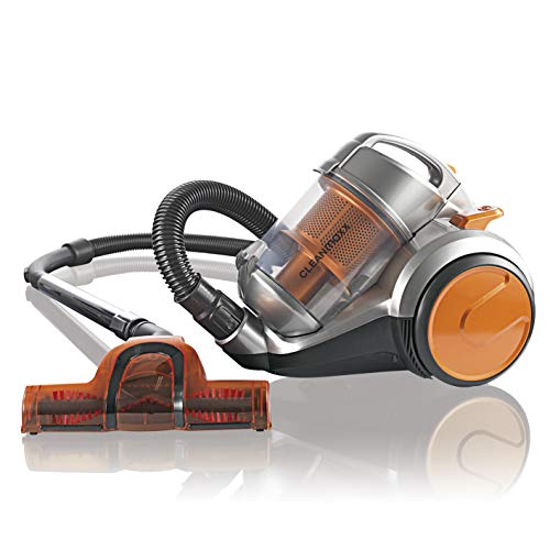 CLEANmaxx 07023 Zyklon Bodenstaubsauger | Staubsauger | Bodenpflege | 700 Watt