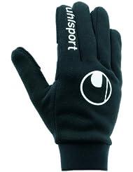 Uhlsport - Guantes de hombre para futbolistas, color negro negro negro Talla:7
