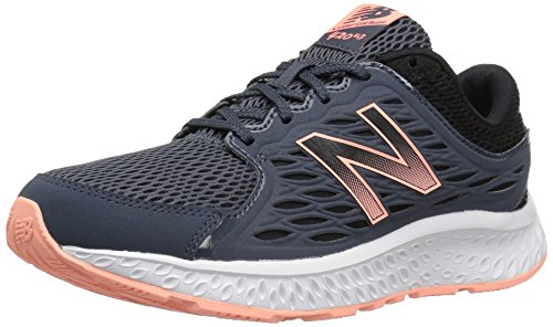 New Balance 420v3, Scarpe Sportive Indoor Donna, Grigio (Dark Grey), 37 EU